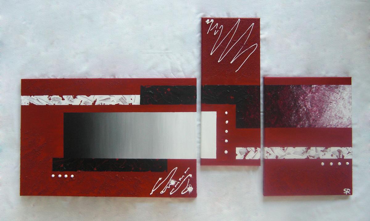 Tableau deco : créer un mur en tableaux, c'est possible