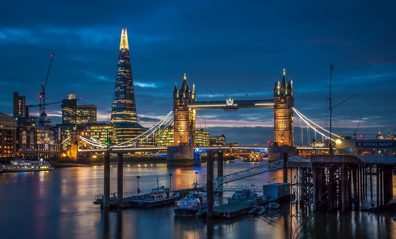 Partir à Londres et apprendre l'anglais